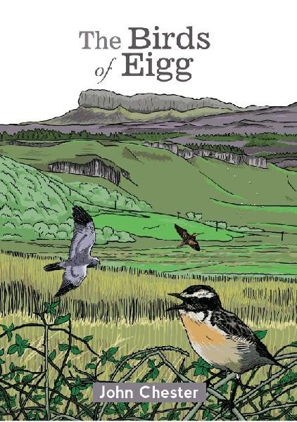 Birds of Eigg book cover
