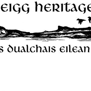 Logo of the Isle of Eigg Heritage Trust