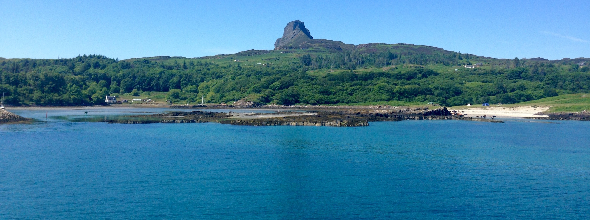 Enjoy Eigg